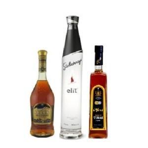 Russian/Moldavian Spirits