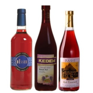 Sweet Wines & Grape Juice